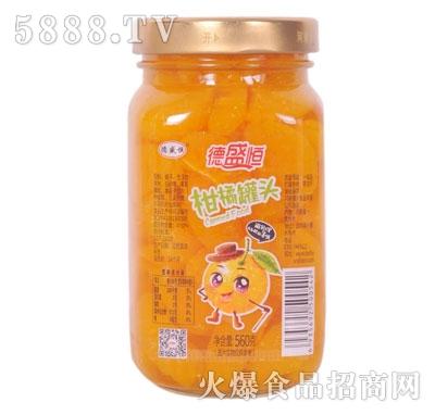 德盛恒柑橘罐头560g产品图