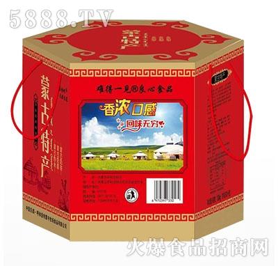 蒙古包组合礼盒产品图