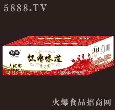 多米滋红枣牛奶百利包