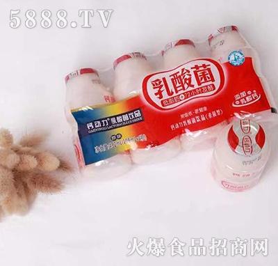 钙动力乳酸菌饮料原味108ml