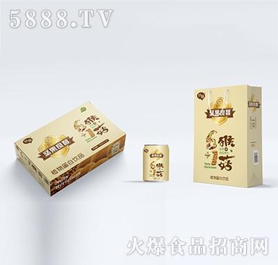 拼脑坚果良智猴菇植物蛋白饮料240mlx16瓶