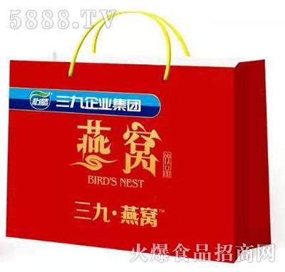 三九企业集团怡滕燕窝饮品礼盒
