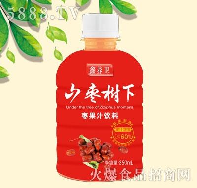 鑫养卫山枣树下枣汁