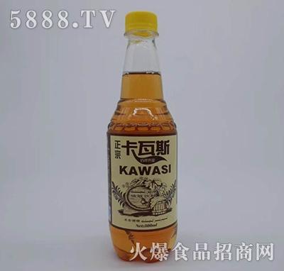 卡瓦斯碳酸饮料500ml