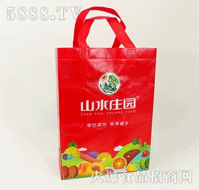 山水庄园水果罐头礼盒装
