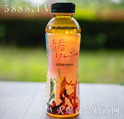 青春FIGHTING加强型维生素饮料380ml