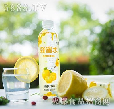 珊瑚泉蜂蜜水柠檬味饮料500ml