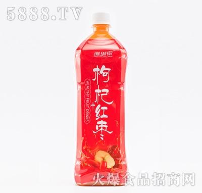 珊瑚泉枸杞红枣汁饮料1.25L