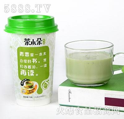 茶小朵奶茶醇香抹茶73g
