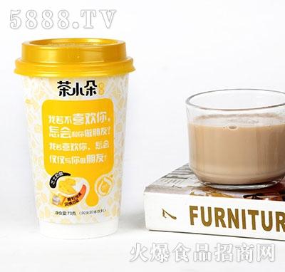 茶小朵奶茶芝士奶咖73g