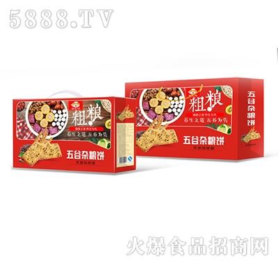 猫大师粗粮代餐饼礼盒1kg