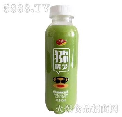 顶真猕精灵猕猴桃汁饮品420ml