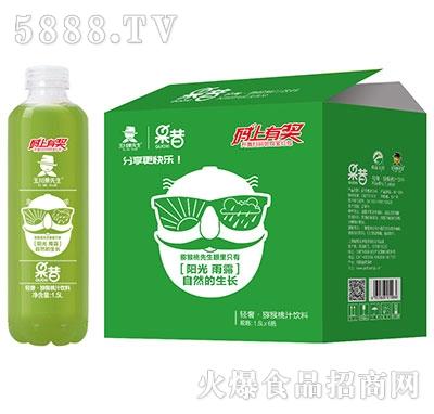 1.5Lx6轻奢果汁猕猴桃汁饮料分享装