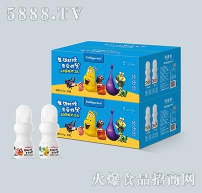 开洛德益生菌酸奶饮品265gx20瓶