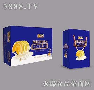 蓉城家人醇臻乳酪奶昔礼盒装