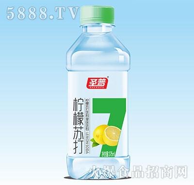 圣普柠檬苏打水375ml