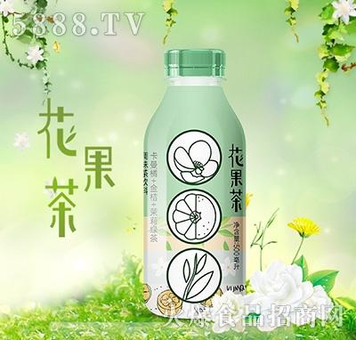 花果茶(茉莉味)500ml