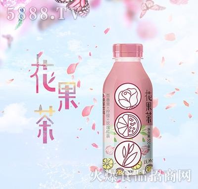 花果茶(玫瑰味)500ml