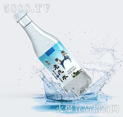 大白梨味汽水350ml