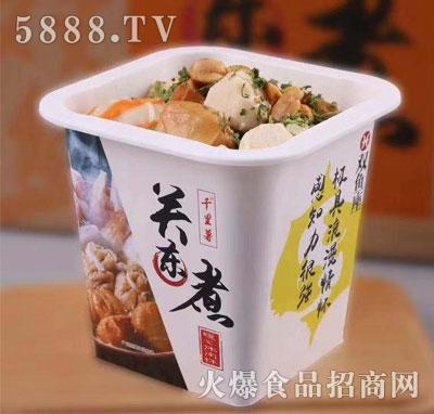 千里薯关东煮(盒)产品图
