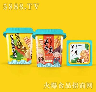 粉小仙关东煮鸡汤味产品图