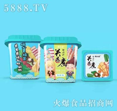 粉小仙关东煮海鲜味产品图