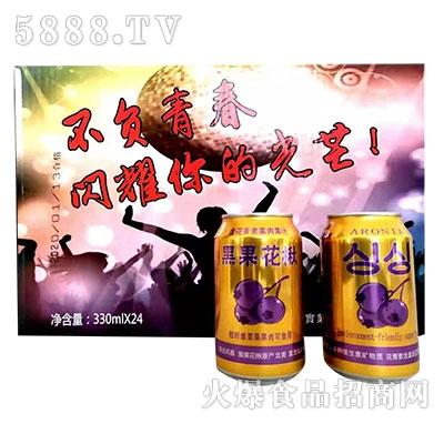 黑果花揪果肉果汁330mlx24