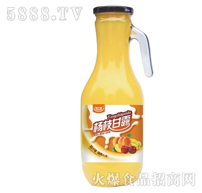 粒汁健杨枝甘露(樱桃+黄桃+杨桃)
