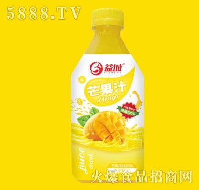 益城1L芒果汁饮料