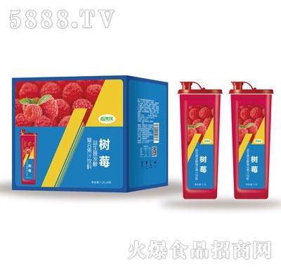 尚果佳益生菌发酵树莓汁1.5LX6