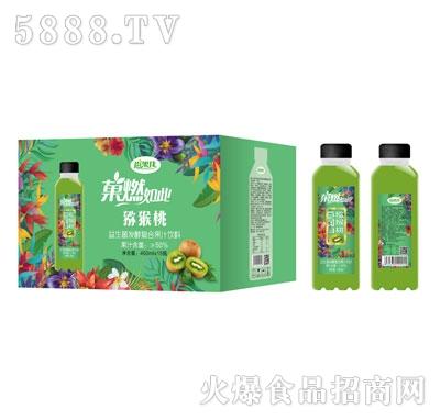 尚果佳益生菌发酵猕猴桃汁460mlX15