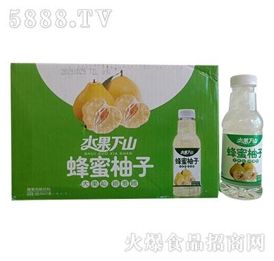 楠星水果下山蜂蜜柚子果粒果汁