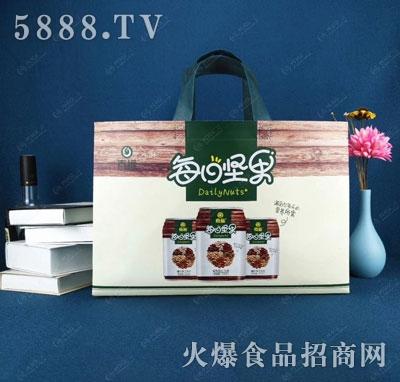 吉远每日坚果植物蛋白饮料(礼盒)