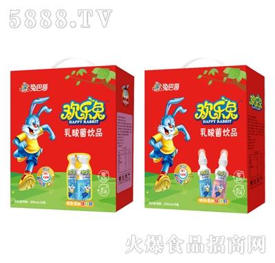 兔巴哥乳酸菌饮品200mlX16