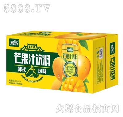 花皇芒果汁饮料245mlX24