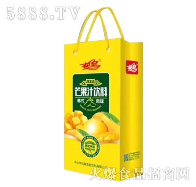 花皇芒果汁饮料(袋)