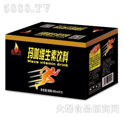 名牛玛咖维生素饮料600mlX15