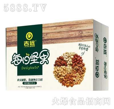 吉远每日坚果植物蛋白饮品(箱)
