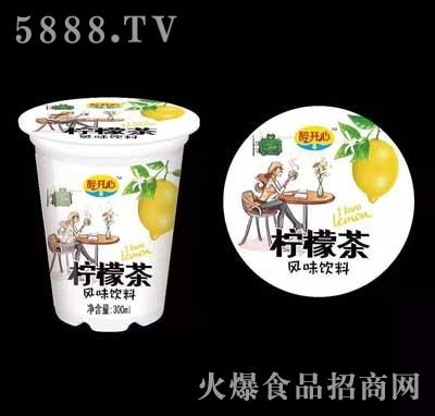 醉开心柠檬茶风味饮料300ml