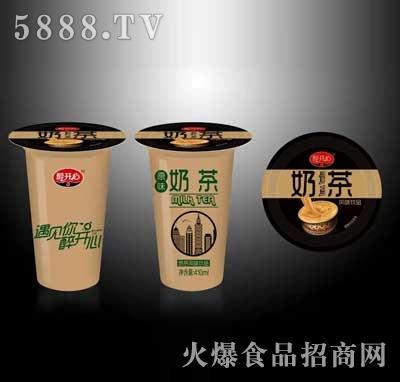 醉开心奶茶410ml