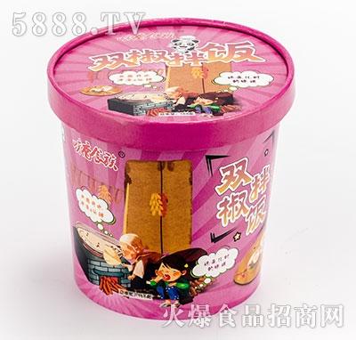 味香食族双椒拌饭产品图