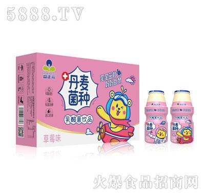 益正元乳酸菌饮品草莓味(箱)