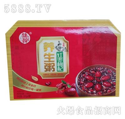 庄锦记红枣枸杞养生粥