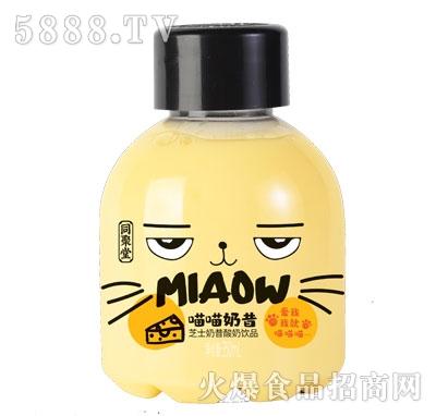 喵喵奶昔芝士奶昔酸奶饮品350ml×15瓶