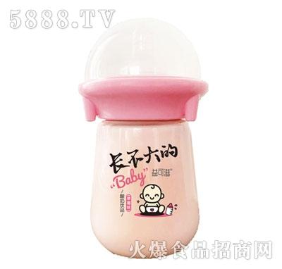 益可滋酸奶饮品草莓味