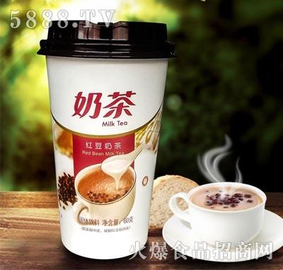 飘飘缘红豆奶茶60g