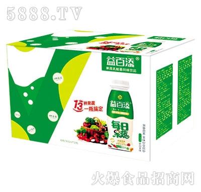 益百添每日果蔬乳酸菌饮品礼盒