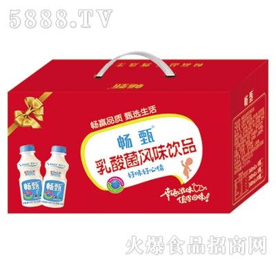畅甄乳酸菌饮品礼盒
