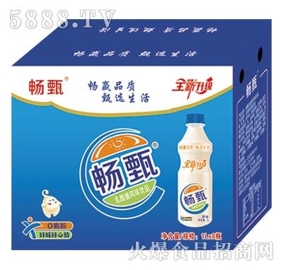 畅甄乳酸菌饮品1Lx8瓶