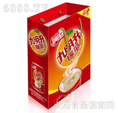 九明升暖茶奶茶�Y盒